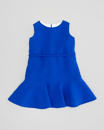 Bright Royal Dress, Blue, 2T-3T by Helena at Neiman Marcus.