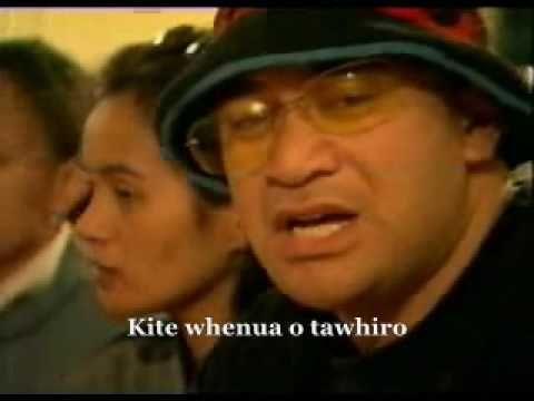 Kia Paimarie with lyrics ( maori waiata ) (+playlist)