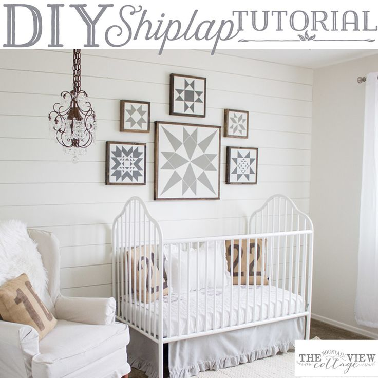 Shiplap- Plank Wall Tutorial — The Mountain View Cottage Home Depot Underlayment (Common: 7/32 in. x 4 ft. x 8 ft.; Actual: 0.196 in. x 48 in. x 96 in.)