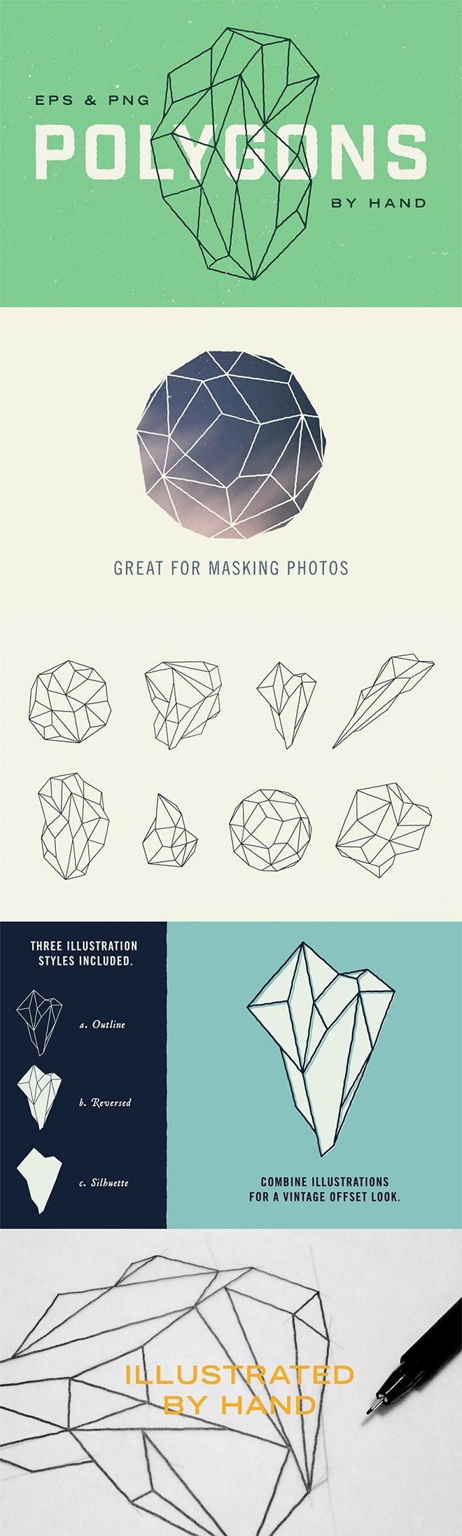 This Vector Graphics Toolkit is a Must-Have for Every Designer                                                                                                                                                      More