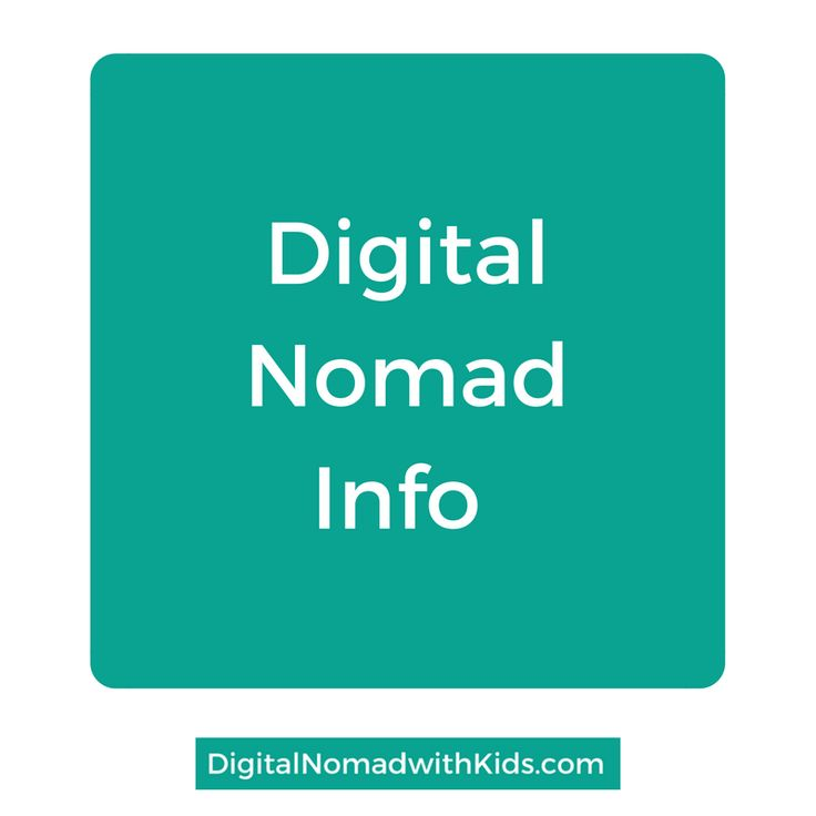 Information about becoming and being a digital nomad, living location independent, working remote   create a lifestyle of freedom and travel