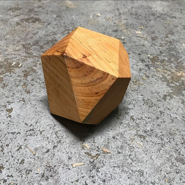 . . . . . #geometry #polygon #icosahedron #dodecahedron #hedrons #rhombic #kitchentools #industrialdesign #exoticlumber #localwoods #handcarved #woodentools #spooncarving #industrial #design #interiors #interiordesign #architecture #whittling #woodwork #bowlcarving #scoop #bowl #cookingspoon #customwoodworking #nimamade #miami #wynwood #wynwoodartdistrict #wynwoodwalls  Yummery - best recipes. Follow Us! #kitchentools #kitchen