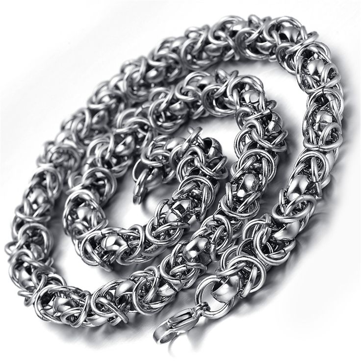 """Cheap necklace balance, Buy Quality necklace pewter directly from China necklace 3d Suppliers: PRODUCT ID: HN168METAL: Stainless SteelCOLOR: SilverSIZE: L: 21.2"""" , W: 7mm"""