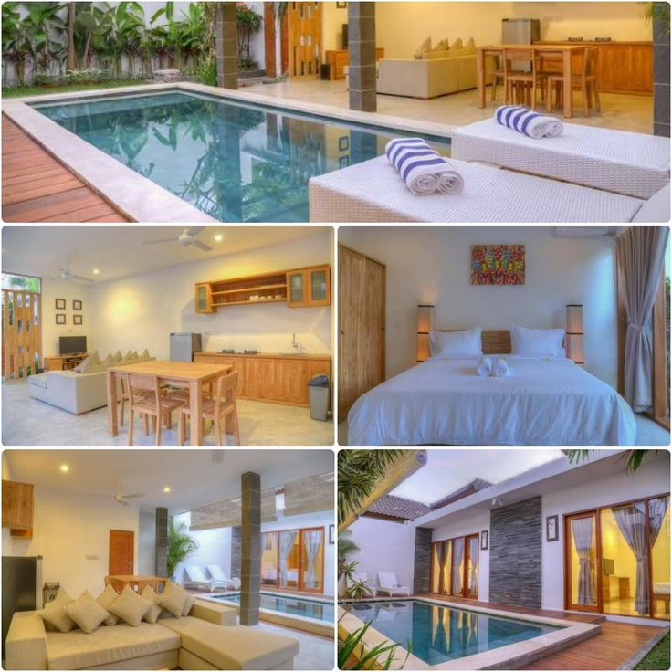 This lovely 1 Bedroom Villa NISH located in the heart of SEMINYAK – Private Pool, First Day Breakfast - IDR 1.500.000 per night includes 2 pp - https://www.balivillahavens.com/villa-nish---1-bed.html