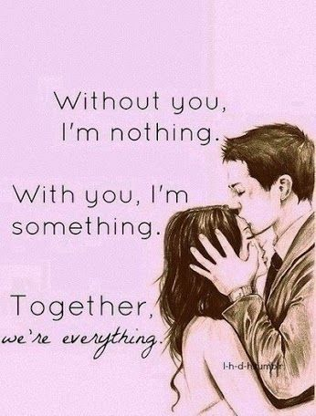 Love quote  #love #quote. This is us hubby.