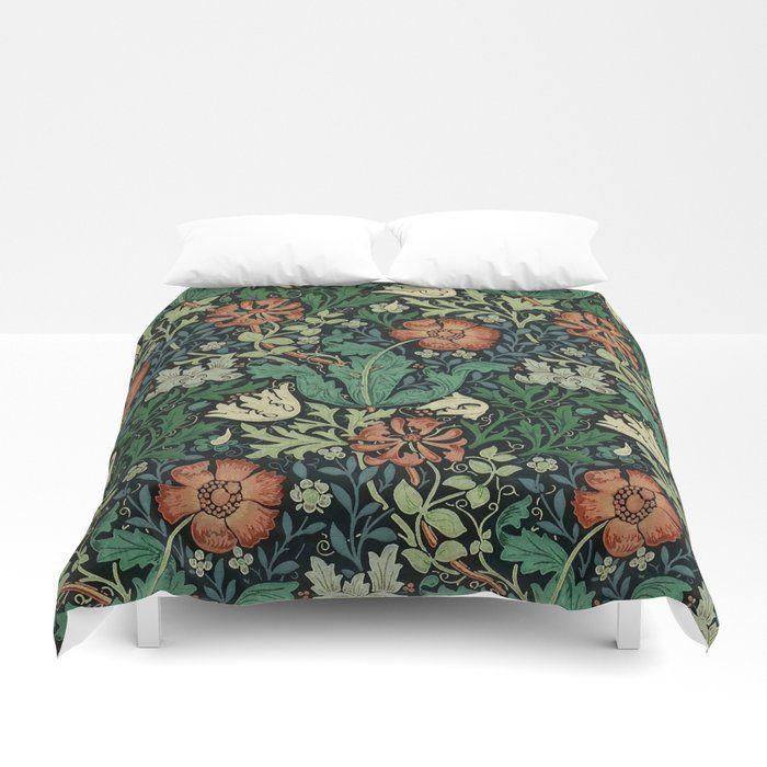 Black Floral Duvet Covers Society6 Duvet Cover Pattern Pattern Comforters Black Duvet Cover