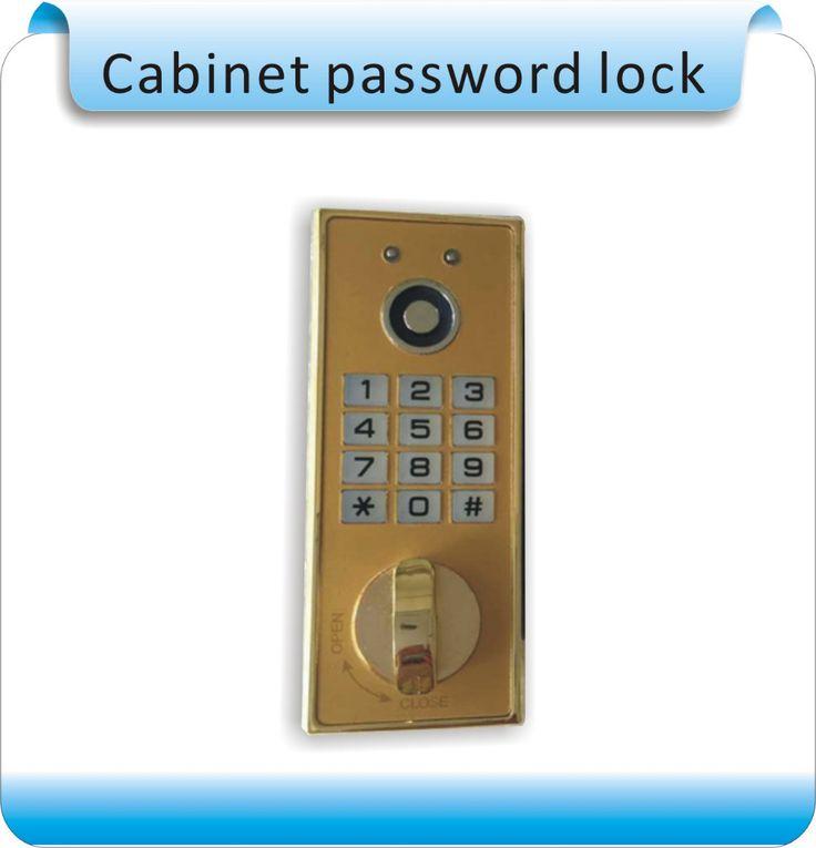 Free shipping Electronic password locker digital cabinet lock TM tags electronic combination lock #Affiliate