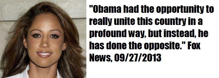 10 Twitter Accounts Barack Obama Wants Shut Down: Stacey Dash