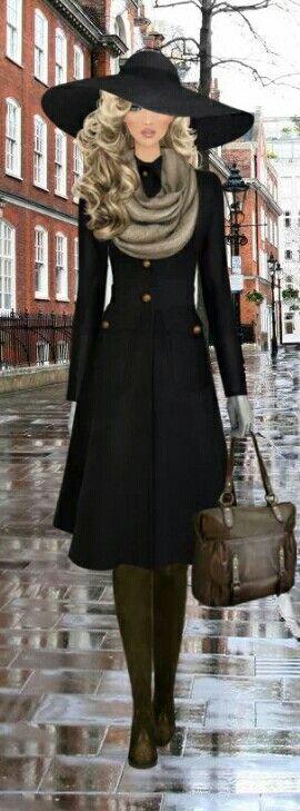 London Storms. Covet Fashion