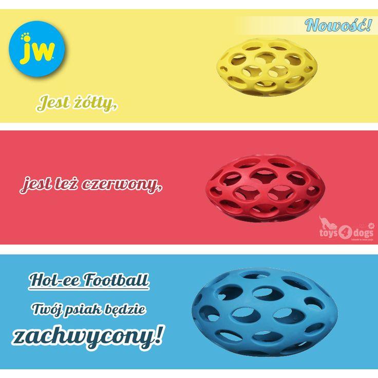 Czary mary są aż 4 rozmiary! #piłkadlapsa #jwpets #ażurowapiłka #toys4dogs
