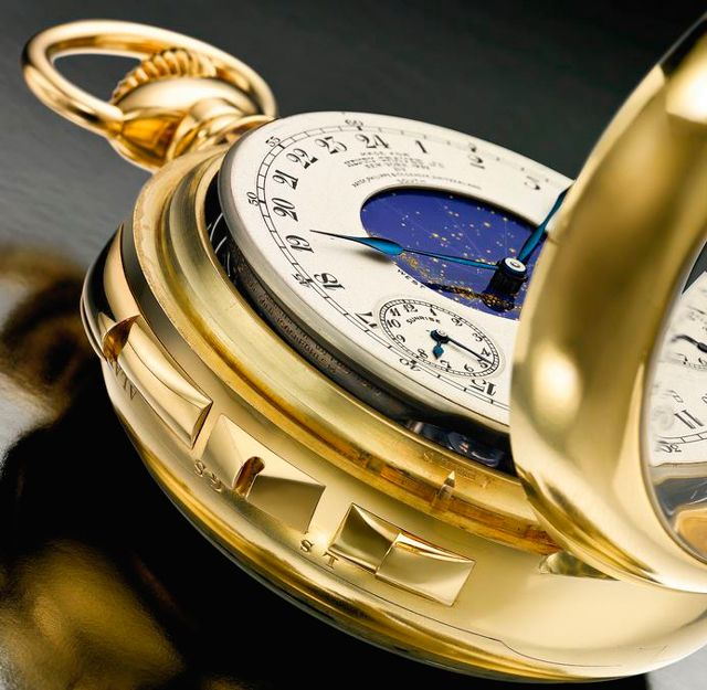 Henry Graves Supercomplication by Patek Philippe - #HenryGraves #Supercomplication #PatekPhilippe