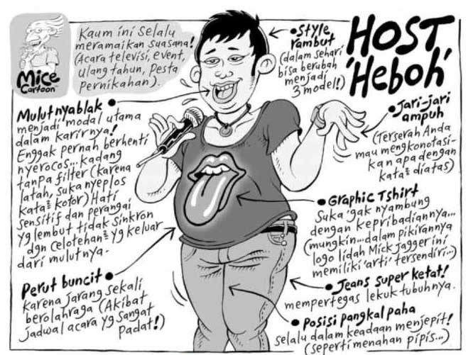 Host Heboh (Benny and Mice)