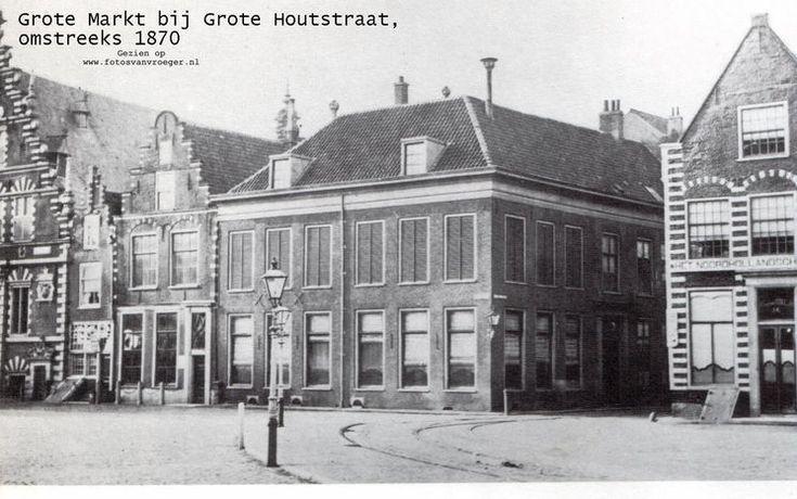 Haarlem 1899 Grote Markt