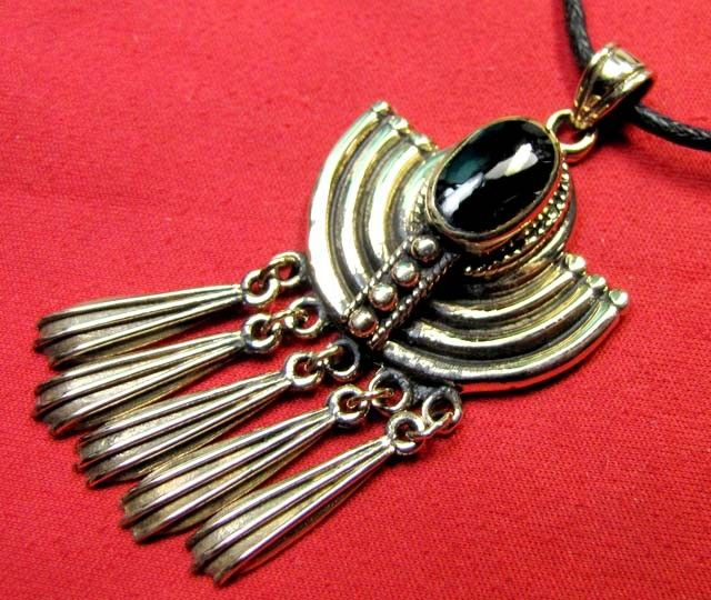 BRONZE PENDANT RT 282 fashion jewellery