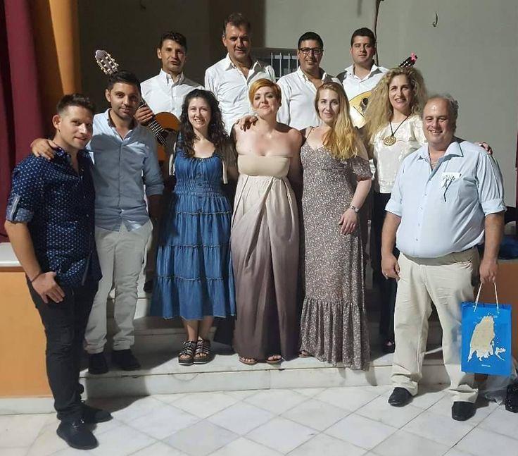 """Η """"Νέα Γενιά Κανταδόρων"""" κέρδισε τις καρδιές του κόσμου στην πρώτη της παρουσίαση, στο Ιόνιο"""