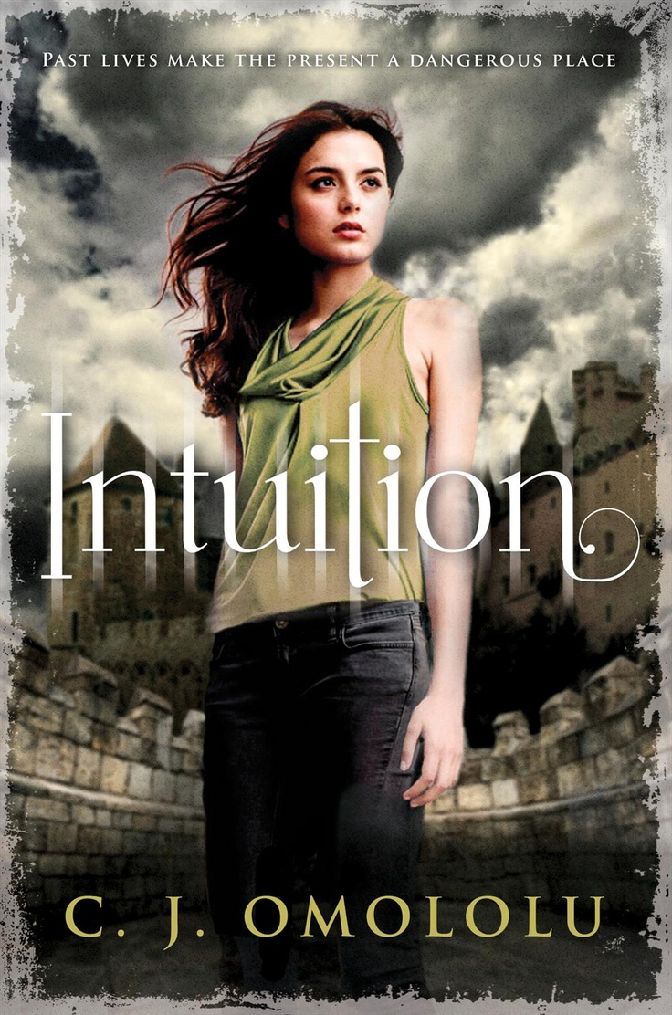 Intuition (transcendence #2) By Cj Omololu: As Cole Begins To Accept Her