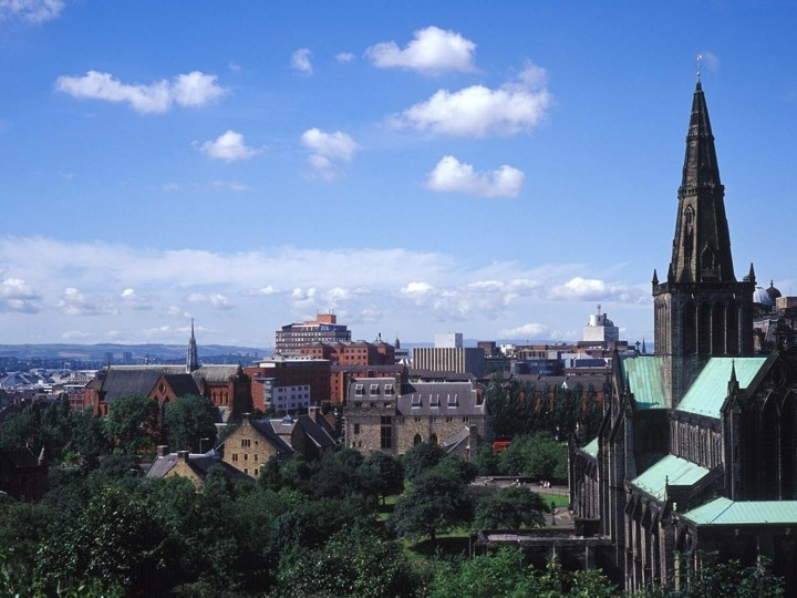University of Strathclyde, Glasgow Scotland