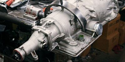 How to Convert a GM 4L60E Transmission to a 4L65E - Car Craft Magazine