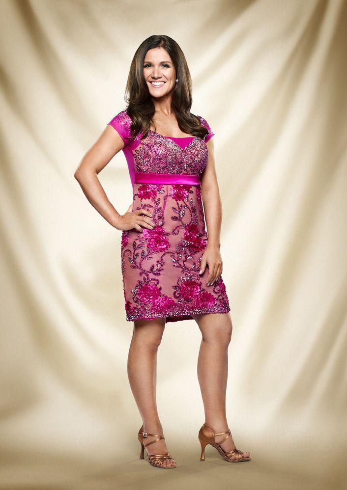 Susanna Reid, BBC presenter.