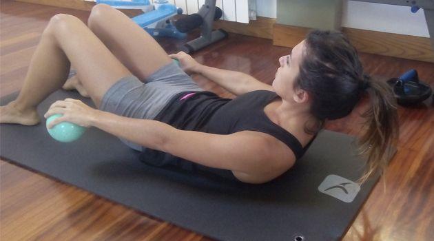 Tonifícate con el Toning Ball - #Blog #Fitness #Decathlon