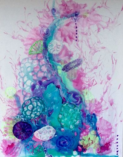 Pink Fantasy  by Paddy Colahan