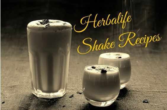 We wanted to create a place where you can access all of our Herbalife Shake Recipes.  So, below is a list of all of our shake recipe posts, organized by Formula 1 flavor. To make these shakes, you'…