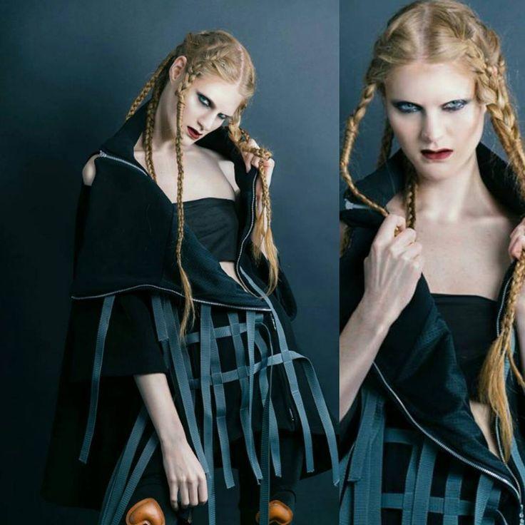"73 Likes, 1 Comments - Andrada Bodea (@andradabodea) on Instagram: ""P R O T O T Y P E Andrada Bodea model:: @mannequite  photo: @bfreshfilms  #fashion #design…"""
