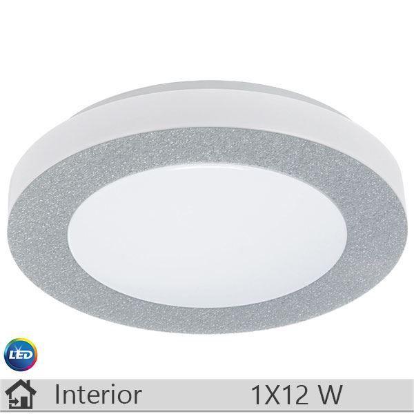Plafoniera LED iluminat decorativ interior Eglo, gama Capri, model 93507 http://www.etbm.ro/eglo