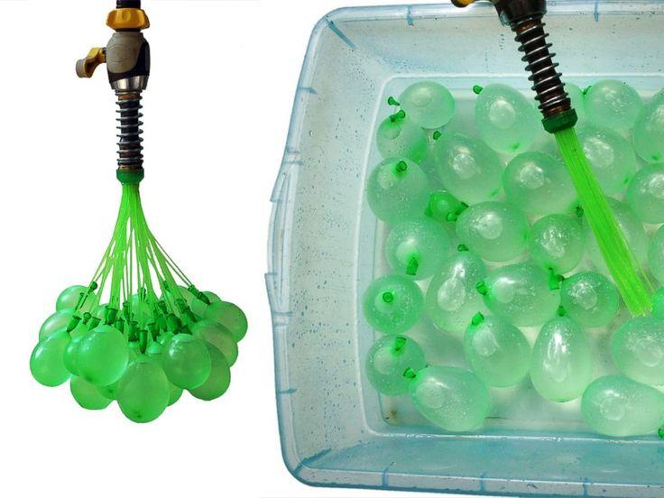 Bunch O Balloons: o invento pra quem curte guerra de bexigas d'água #FFCultural #FFCulturalTech