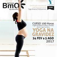 Curso de Yoga na Gravidez