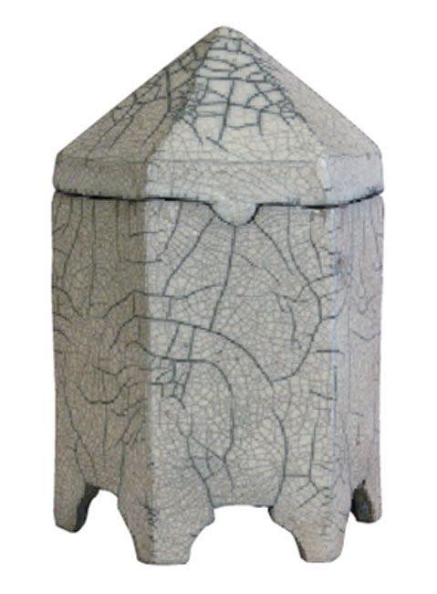 How to Handbuild a Hexagonal Jar Using a Template - Ceramic Arts Daily