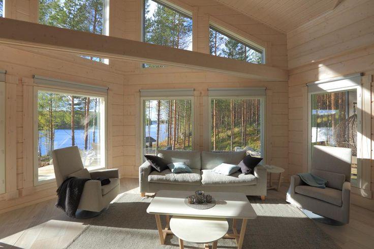 €250 Villa Tukkilahti 4 on erillinen huvila, joka sijaitsee Savonrannassa…