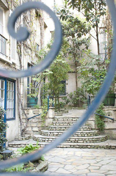 Les rues de Paris | rue du Cardinal-Lemoine | 5ème arrondissement)