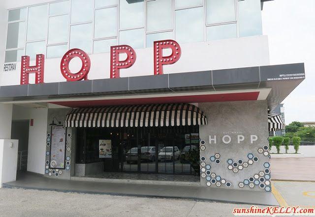 HOPP Café, Nadayu 28 Dagang, Bandar Sunway