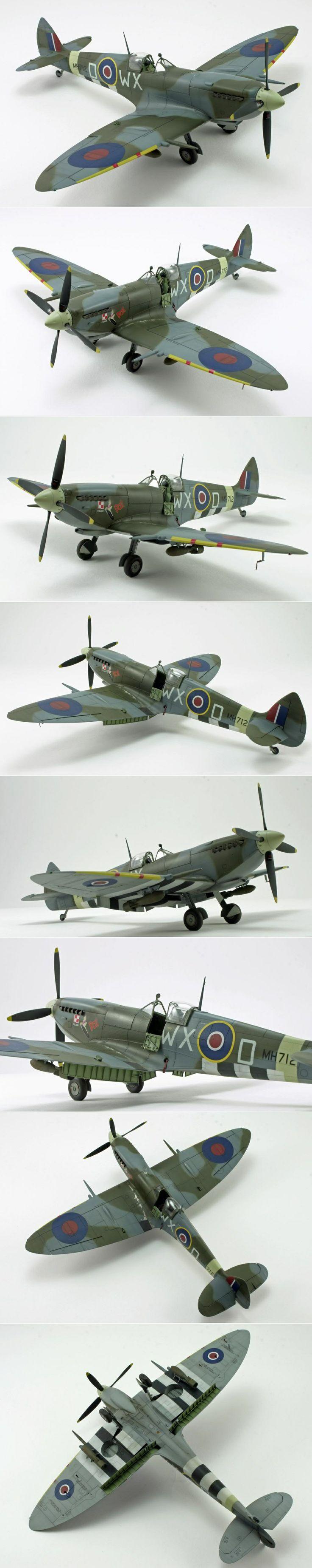 Eduard Spitfire IX http://www.network54.com/Forum/47751/message/1389289445/Eduard+Spitfire+IX