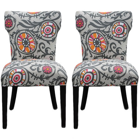 Willard Accent Chair (Set of 2)