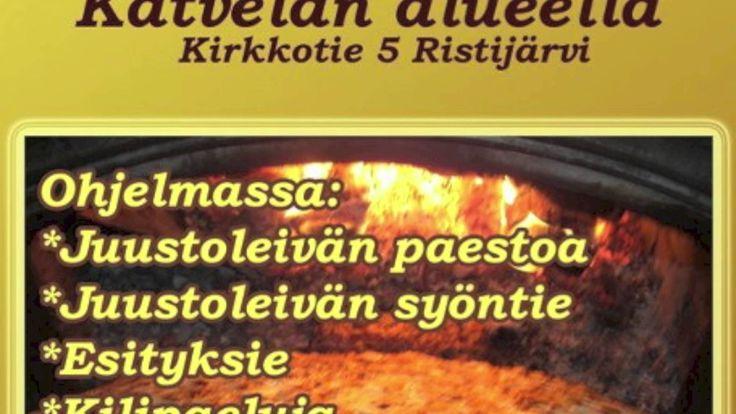 Hauska juustoleipäaiheinen laulu!