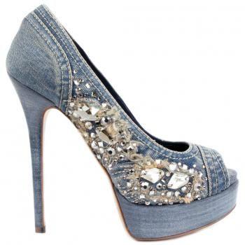 Mercedeh Shoes - Catalogue : Women > Shoes > Pumps
