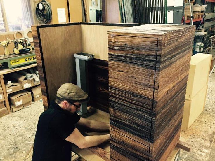 Woodwork by cabinetmaker Kjeldtoft. #inspiration http://www.kjeldtoft.com/