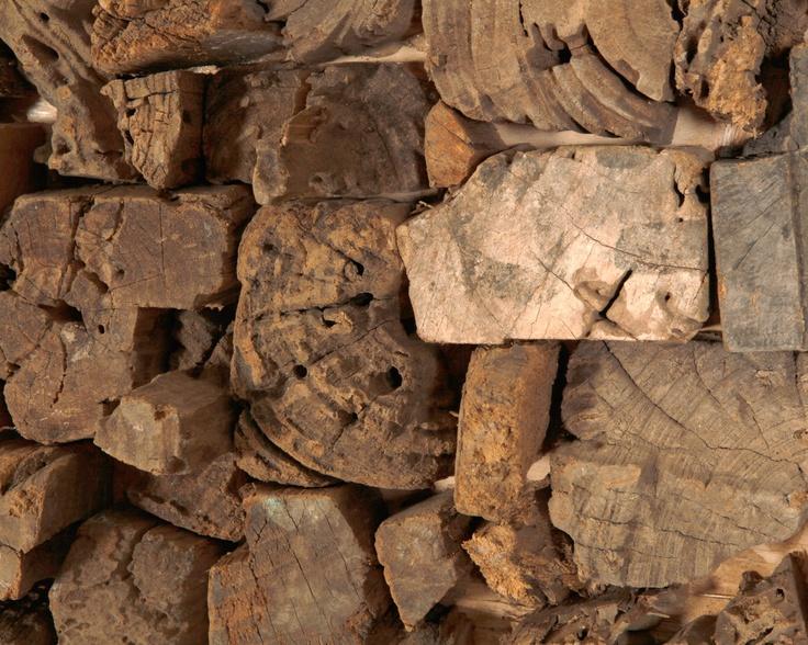 "Reclaimed Teak - detail from ""Jepara"" Wall Art #teak #wood #reclaimed #natural"