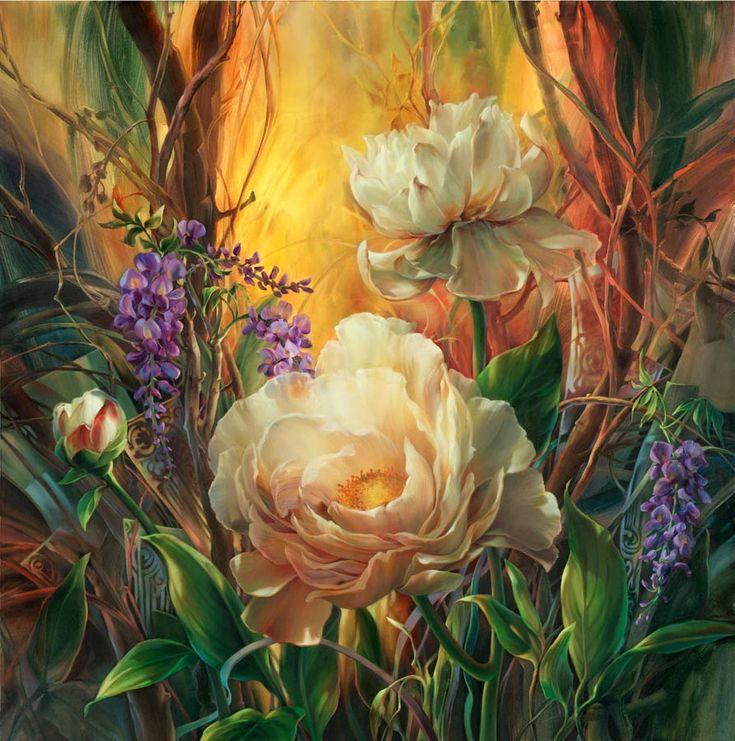 17 Best Images About Floral Art On Pinterest Vincent Van