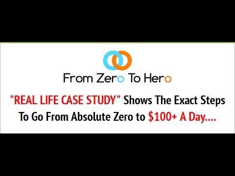 From Zero To Hero Review - DISCOUNT + BONUS