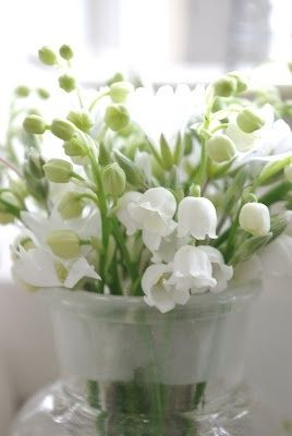 Lily of the valley...Happy spring