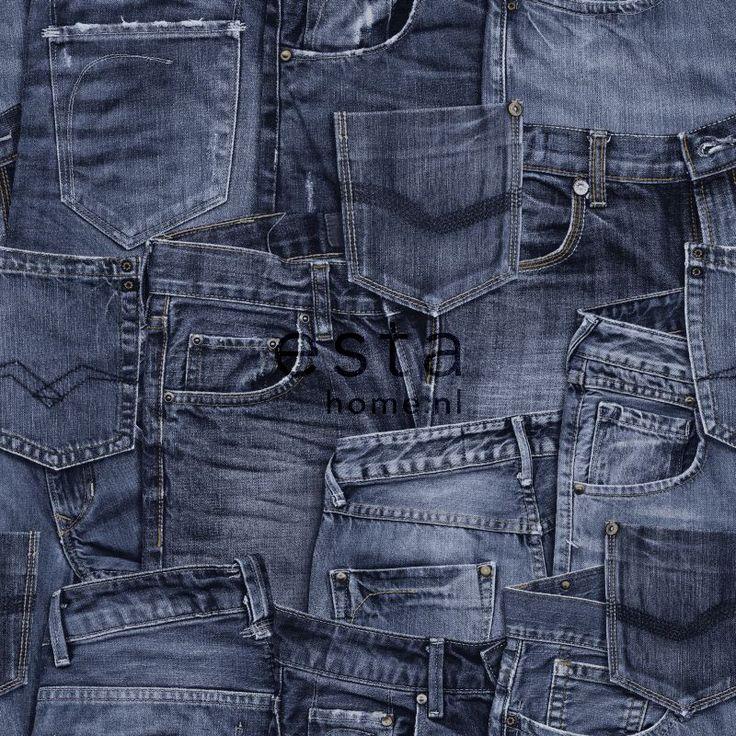 Esta Home Denim & Co. jeans denim dark blue 137736
