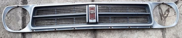 DATSUN NISSAN SUNNY B110 B120 1200 UTE SEDAN COUPE  FRONT GRILLE MASK #Genuine