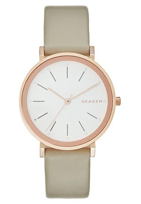 Skagen HALD - Uhr - roségold-coloured für SFr. 190.00 (14.11.16) versandkostenfrei bei Zalando.ch bestellen.