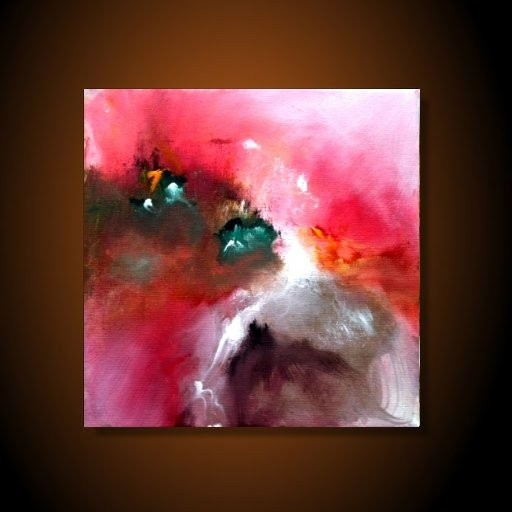Pour tout le monde acrylics on canvas by dan bunea living abstract paintings abstract painting techniquesabstract art