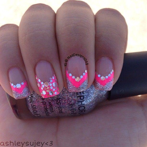 ♥♥ Cute Prom Nails