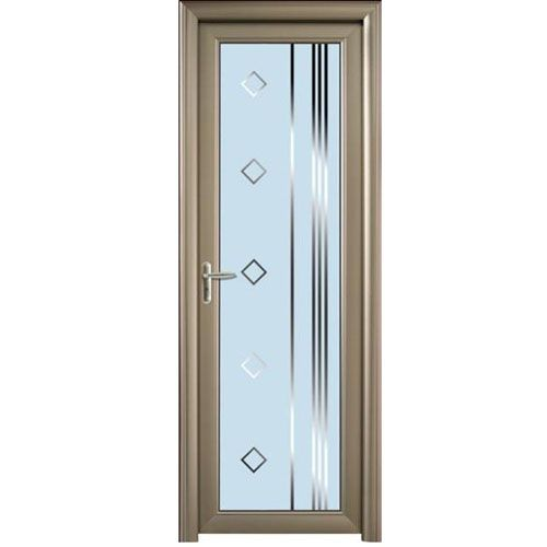 bathroom aluminium doors