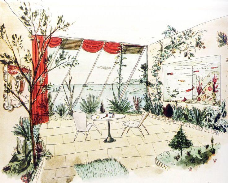 Drawings | Lina Bo Bardi